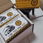 wizytówki taxi service
