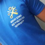 koszulka maszyny rolnicze