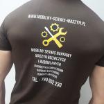 koszulka serwis maszyn