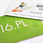 wizytówka m16